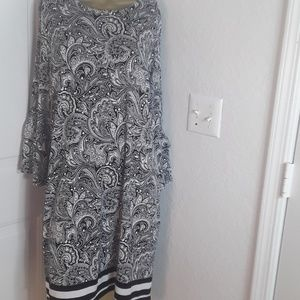 Michael KLLPors dress sz XL